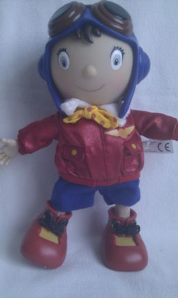Adorable Rare My 1st Big Flying 'Noddy' Plush Toyland Toy